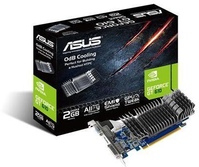 Placa video ASUS nVidia GT 610