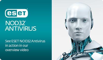 Antivirus ESET NOD 32